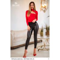 Bebe body Linett piros