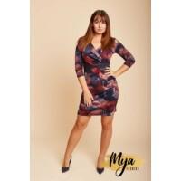 Mya ruha háromszög bőrbetétes