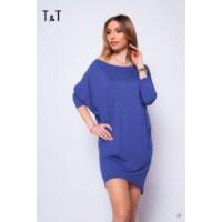 T&T tunika Aliz kék