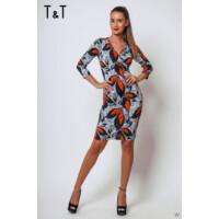 T&T Ila3 átlapolt ruha