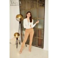 Tara felső zipes bordázott