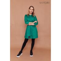 Viktori ingruha zöld