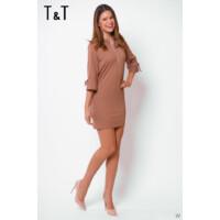 T&T Julie zipzáros ujján kötős ruha
