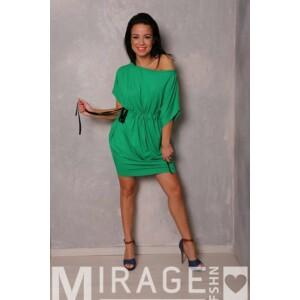 6b03378efc Mirage ruha Butter derekán megkötős zöld