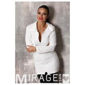 Mirage pulóver Princess zipes