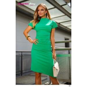 Mystic Day ruha Mónika2 húzott zöld