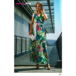 Mystic Day ruha Berill pálmafás maxi