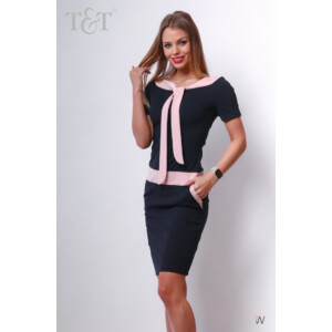 T&T ruha Romantika elöl megkötős, zsebes