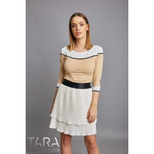 Tara szoknya plisszírozott gumis