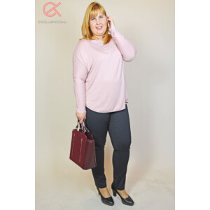 Livello szürke apró mintás nadrág