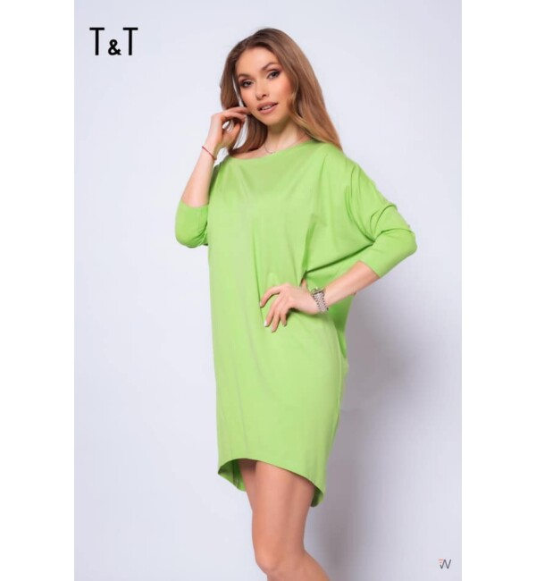 T&T tunika Aliz zöld
