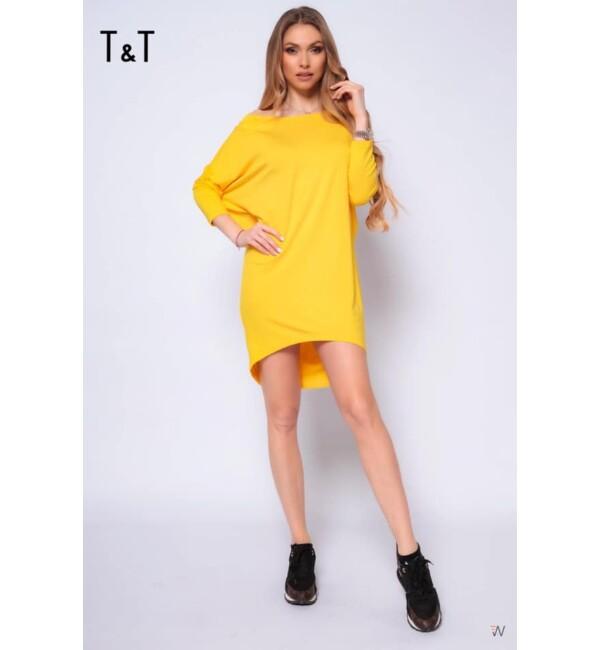 T&T tunika Aliz sárga